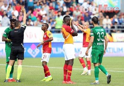 Mbaye Diagne'den Sinan Gümüş sözleri!