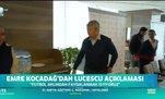 Emre Kocadağ'dan Lucescu açıklaması