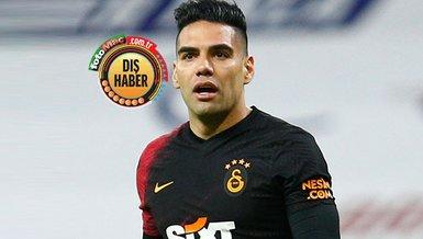 Galatasaray'da sürpriz Radamel Falcao gelişmesi! Güney Amerika'dan 2 kulüp peşine düştü