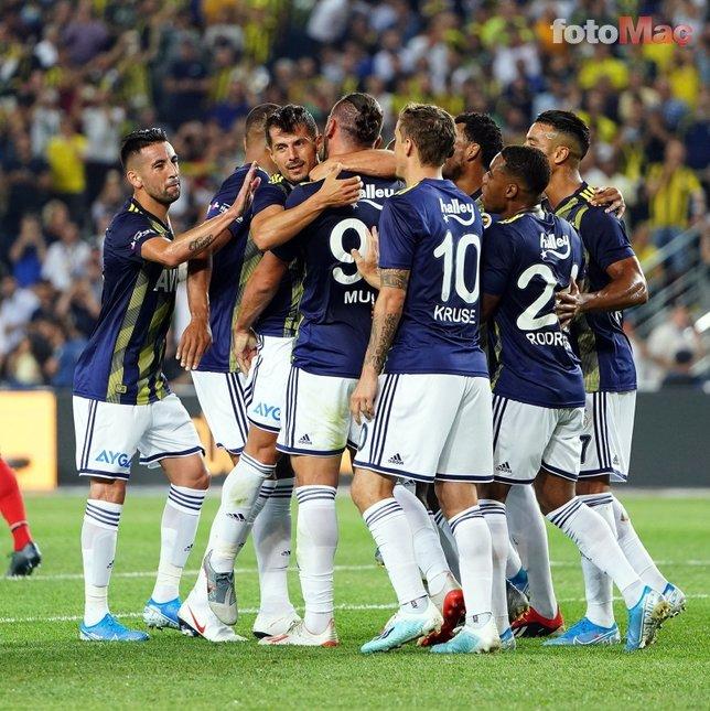Fenerbahçe'den Real Madrid'e transfer oluyor