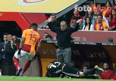 Fatih Terim'den 'taç' açıklaması! Fenerbahçe maçında...