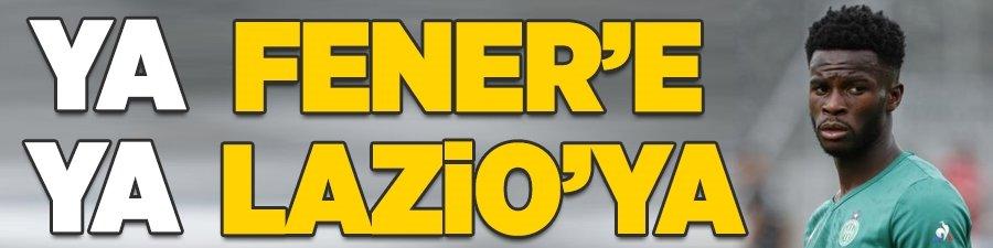 Fenerbahçe'nin transferdeki rakibi Lazio!