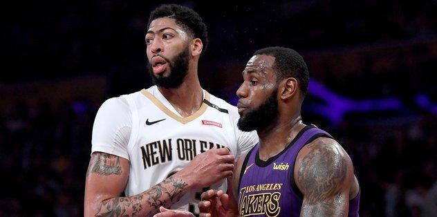 Lakers'tan Anthony Davis sonrası bir bomba daha!