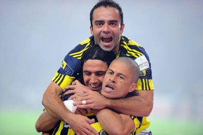 Fenerbahçe - Eskişehirspor (Spor Toto Süper Lig 11. hafta maçı)