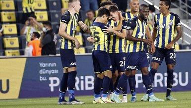 Son dakika: Fenerbahçe'nin Eintracht Frankfurt maçı kadrosu belli oldu!