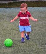 Dünyanın en genç transferi 'Bordo' çalışmalara başladı