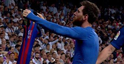 Barcelona, Real Madridi 90+3te Messi ile yıktı