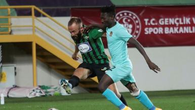 Akhisarspor 0-0 Menemenspor | MAÇ SONUCU