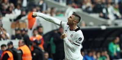 Beşiktaş 4-1 MKE Ankaragücü | MAÇ SONUCU