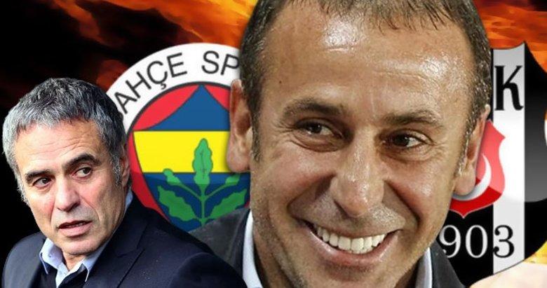 Abdullah Avcı'dan Ersun Yanal'a çalım! Süper golcü Beşiktaş'a...