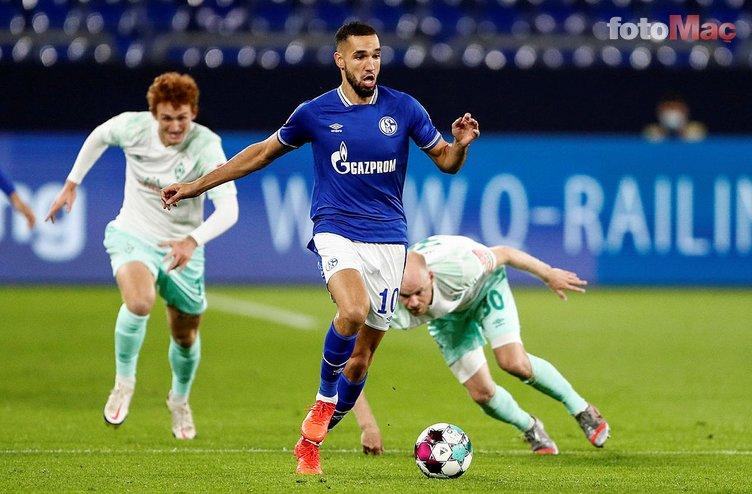 Son dakika transfer haberi: Fransızlar yazdı! Süper Lig devleri Nabil Bentaleb'in peşinde
