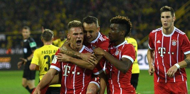 Almanya'nın 'Süper'i Bayern