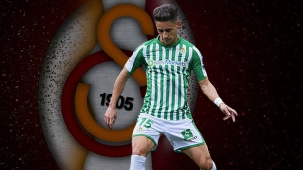 Alex Moreno Galatasaray'da! İşte sözleşme detayları #