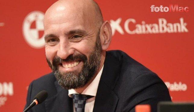 Sevilla sportif direktörü Monchi bombayı patlatıyor! Türk yıldız... Son dakika transfer haberleri