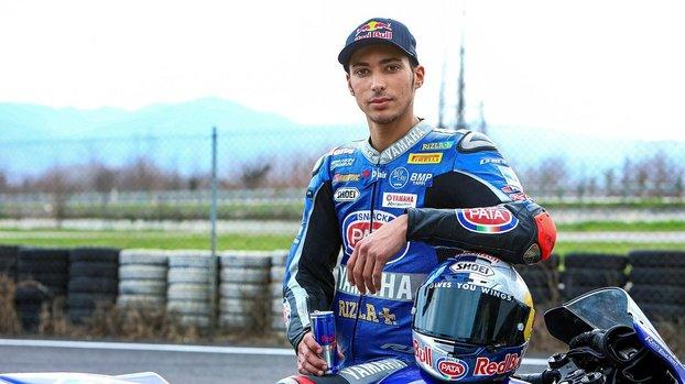 Milli motosikletçi Toprak Razgatlıoğlu İtalya'da birinci oldu