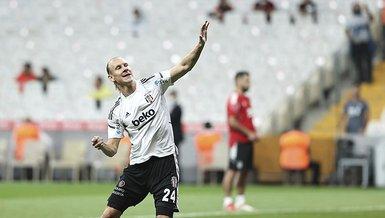 Son dakika spor haberi: Beşiktaş Dortmund karşısında Domagoj Vida'nın eksikliğini hissetti
