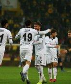 Beşiktaş'ın gençleri parlıyor