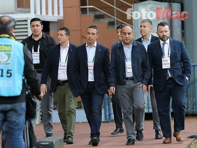Fenerbahçe'yi bekleyen büyük tehlike! Avrupa'dan men kapıda