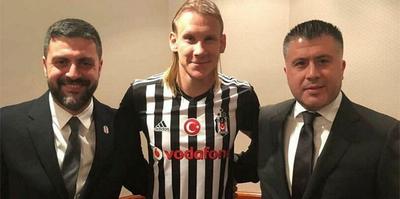 Şampiyon Beşiktaş'a geliyorum!