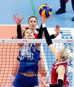 Türkiye voleybol liglerinde toplu sonuçlar