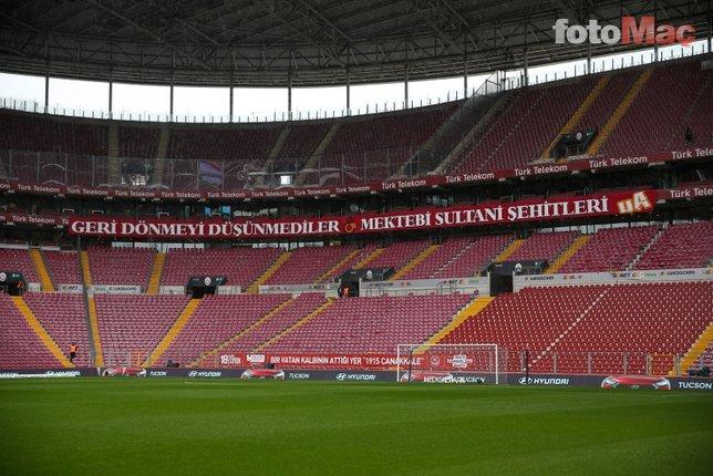 Galatasaray 4 aşamalı planı belirledi! 100 milyon...