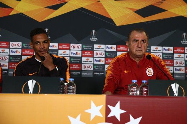 Galatasaray Teknik Direktörü Fatih Terim: Eğer Benfica'yı elersek...