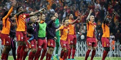 Galatasaray, Beşiktaş'ı 5 lig maçı aradan sonra mağlup etti