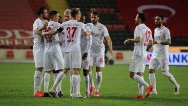 Sivasspor'dan Avrupa için dev adım!
