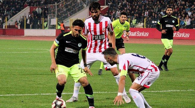 Kahramanmaraşspor 3-0 Atiker Konyaspor