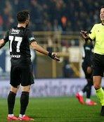 'VAR' penaltı 'YOK' dedi!
