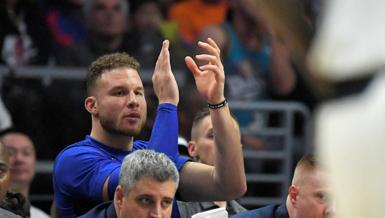 Pistons'da Blake Griffin ameliyat edildi