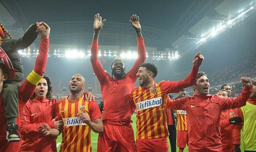 Kayserispor'un ligdeki 11 maçlık galibiyet hasreti sona erdi