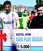 Mehmetçik'e hediye