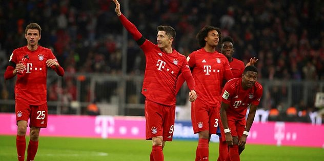 Bayern Münih 3-2 Paderborn | MAÇ SONUCU