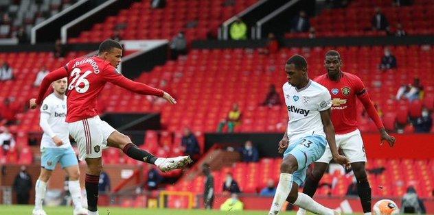 Manchester United 1-1 West Ham United | MAÇ SONUCU - Arda -