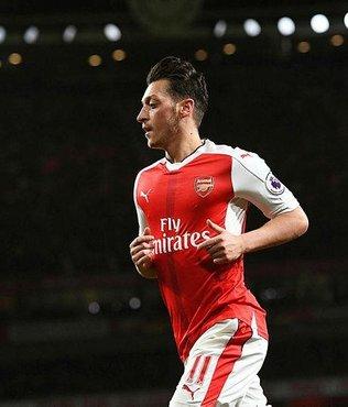 Mesut Özil'den F.Bahçe'ye yanıt geldi