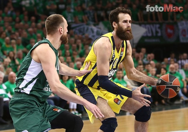 Jasikevicius'tan Fenerbahçe itirafı! Obradovic...