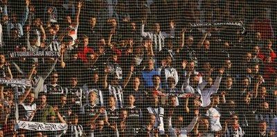 Beşiktaş aşkı engel tanımıyor