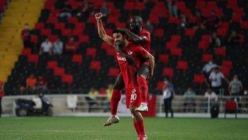 Gaziantep FK 3 puanla tanıştı!