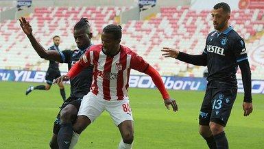 Son dakika spor haberleri: Sivasspor'un Süper Lig'deki yenilmezlik serisi 9 maça çıktı