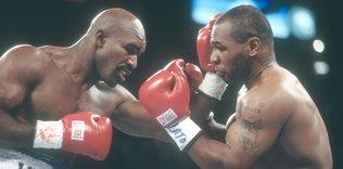 Mike Tyson'ın kulağını ısırdığı Evander Holyfield boksa geri dönüyor!