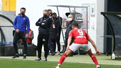 Ankaragücü - Antalyaspor maçının ardından Ersun Yanal açıklamalarda bulundu
