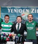 Bursa'dan imza şov