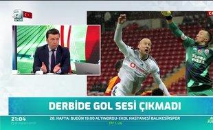 """""""Beşiktaş Galatasaray'a şampiyonluk yolunda yara verdi"""""""