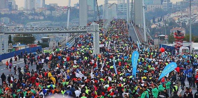 Maraton günü!