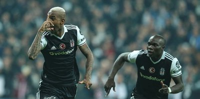 Beşiktaş'ın Başakşehir'e şansı tutmuyor