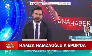Hamza Hamzaoğlu:Gençlerbirliği'nde birkaç yıl daha çalışmak isterim