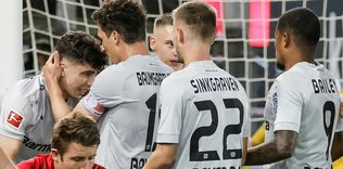 Leverkusen'i Havertz uçurdu!
