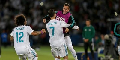 Real Madrid defeat Gremio, win Club World Cup