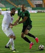 Akhisarspor 1-0 Ümraniyespor | MAÇ SONUCU